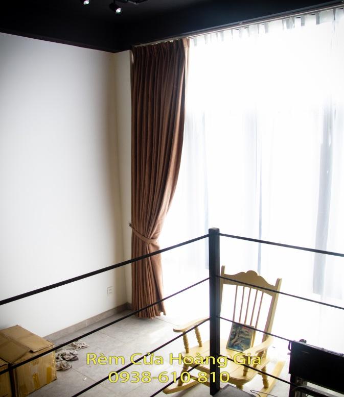 rèm cửa chống nắng cao cấp