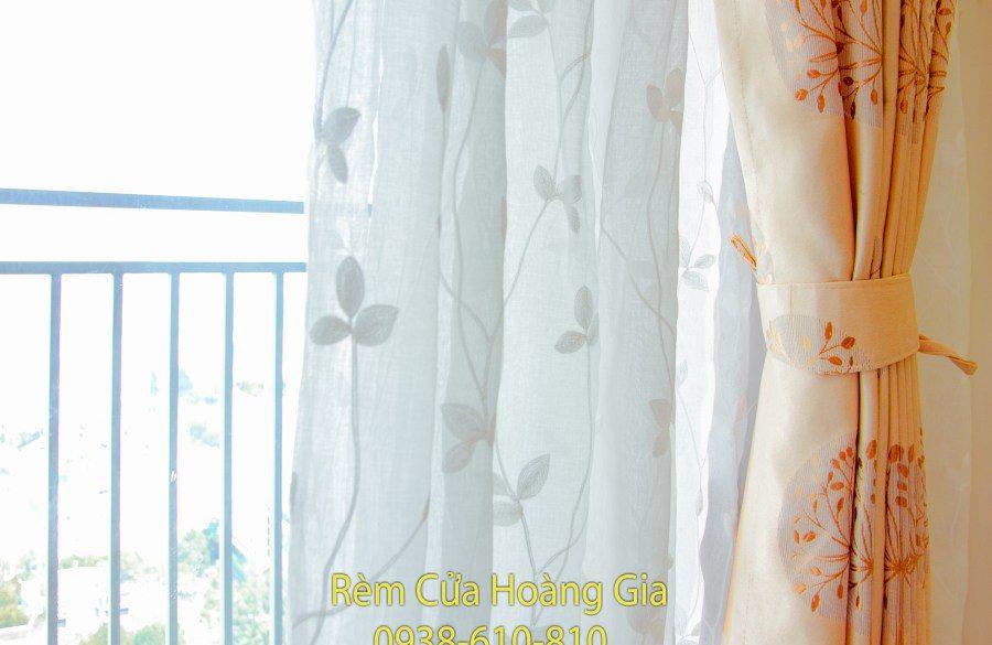 Rèm cửa chung cư đẹp sự lựa chọn tuyệt vời cho gia đình bạn