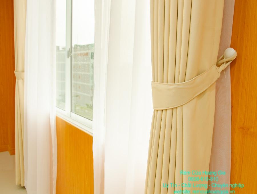 rèm cửa sổ 2 lớp
