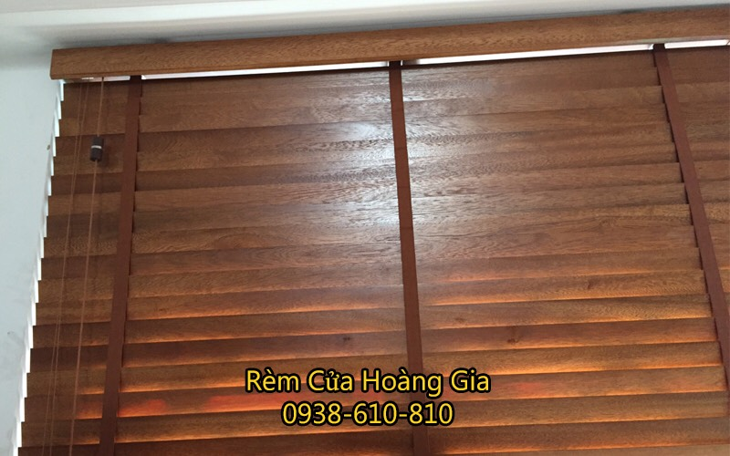 rèm gỗ đẹp cao cấp tphcm