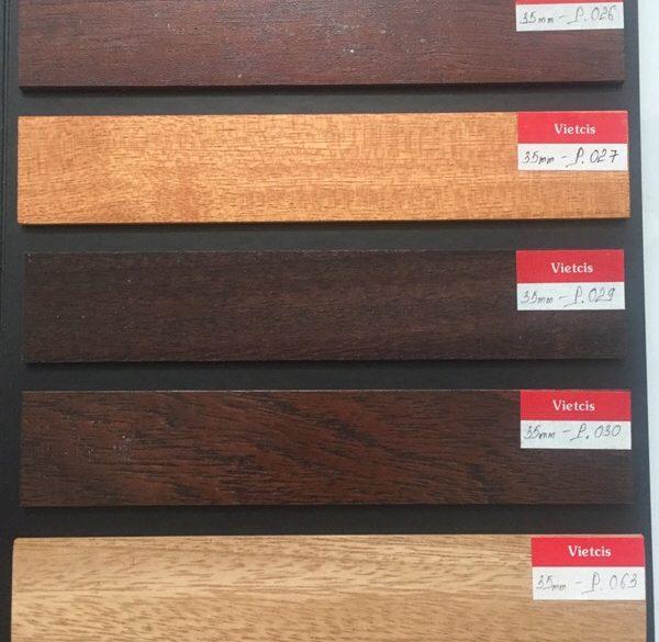 Mẫu rèm gỗ siêu nhẹ cao cấp chống nắng cản sáng tphcm