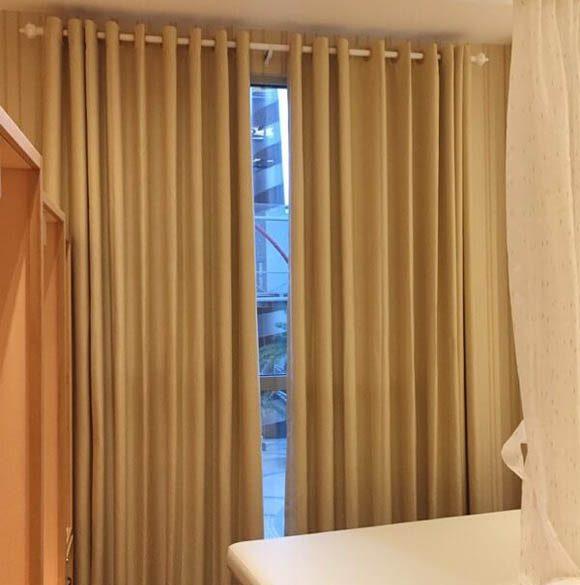 Rèm cửa giá rẻ hcm mẫu màn cửa đẹp chống nắng cho phòng ngủ