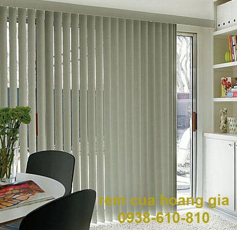 rèm lá dọc chống nắng giá rẻ
